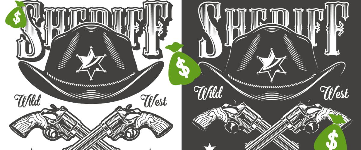 SHERIFF AUS TEXAS, DER EINEN 85 MILLIONEN DOLLAR JACKPOT GEWANN, WURDE VERHAFTET