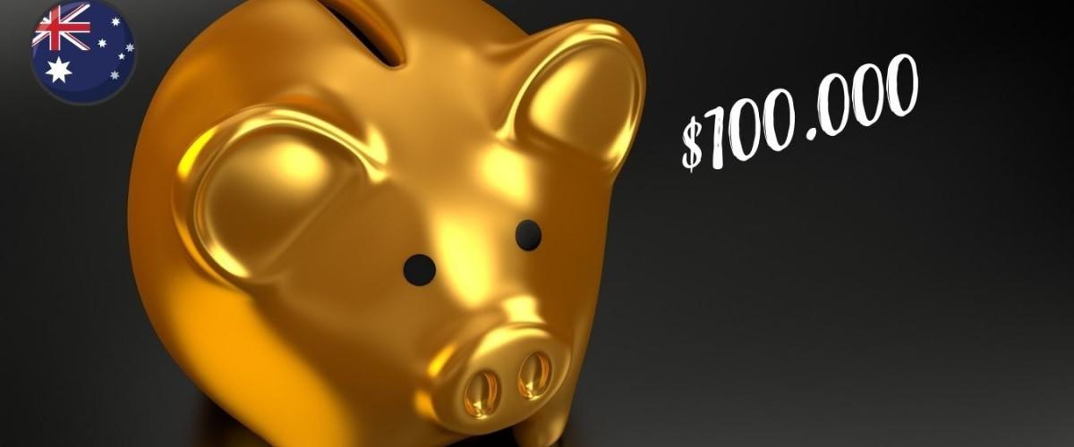 EHEPAAR AUS AUSTRALIEN VERSTECKTE IHREN LOTTOSCHEIN IM WERT VON 100.000 DOLLAR IM SAFE – UND WARTETE ACHT MONATE LANG