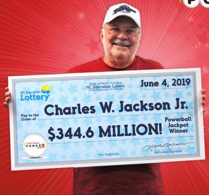 powerball jackpot winner scam