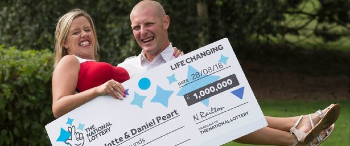 EuroMillions Winners of £1m head back to work
