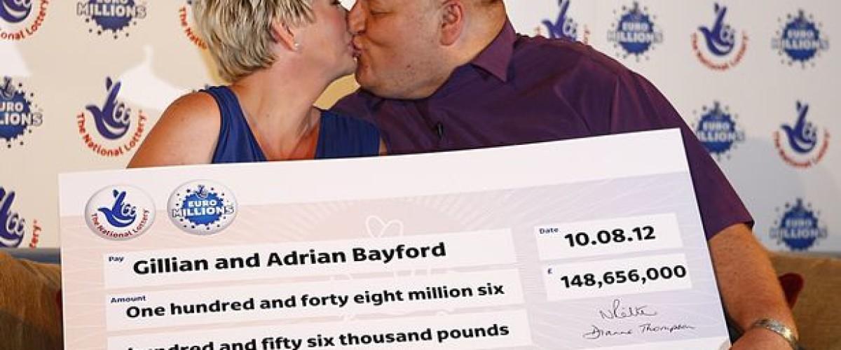 Scottish lottery winner accused of assault - multi-millionaire attacked ex-partner three times