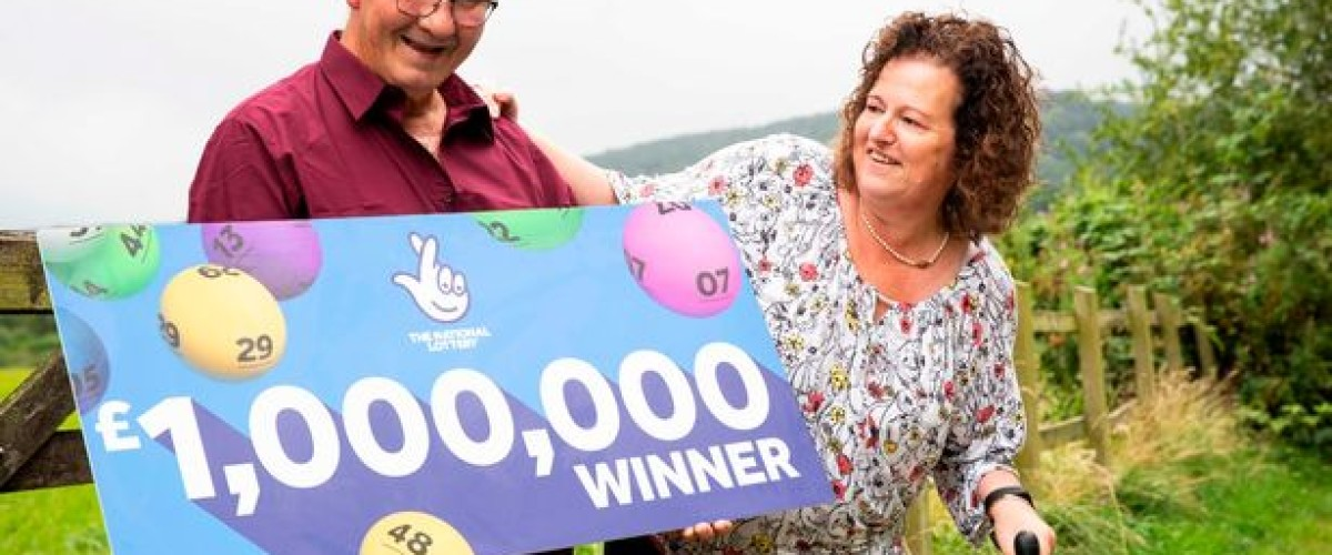 Better Times Ahead after £1m UK Lotto Win