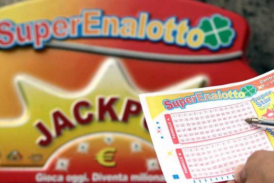 SuperEnalotto Top Prize up to €92m Tonight