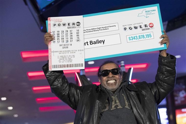 lottery wins richard bailey