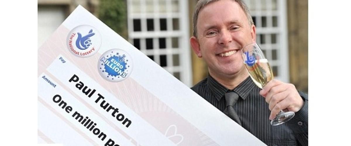 Star gazer wins EuroMillions Millionaire Raffle
