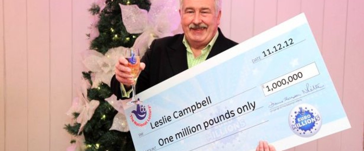EuroMillions is not just for Christmas