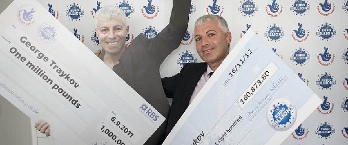 Double EuroMillions win