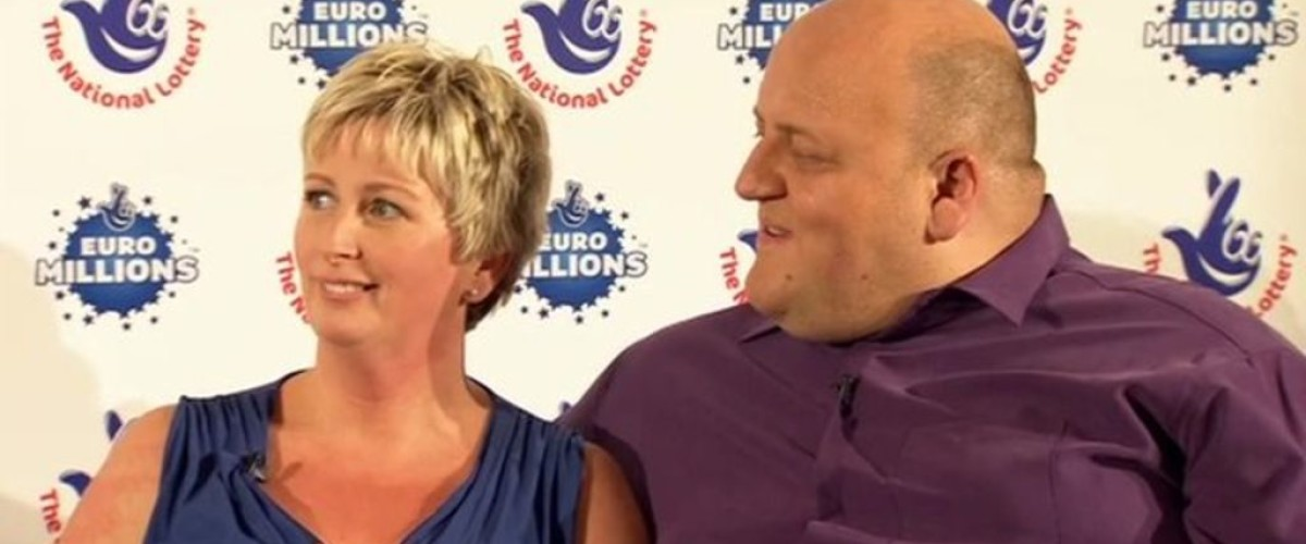EuroMillions winners give back to the community