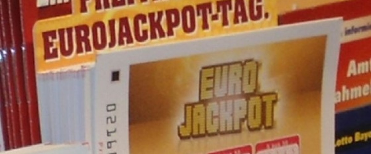 What gigantic luck this lottery player had on the EuroJackpot!