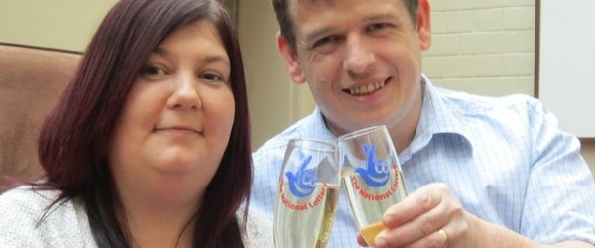 £1m EuroMillions Winners Still Looking For Bargains