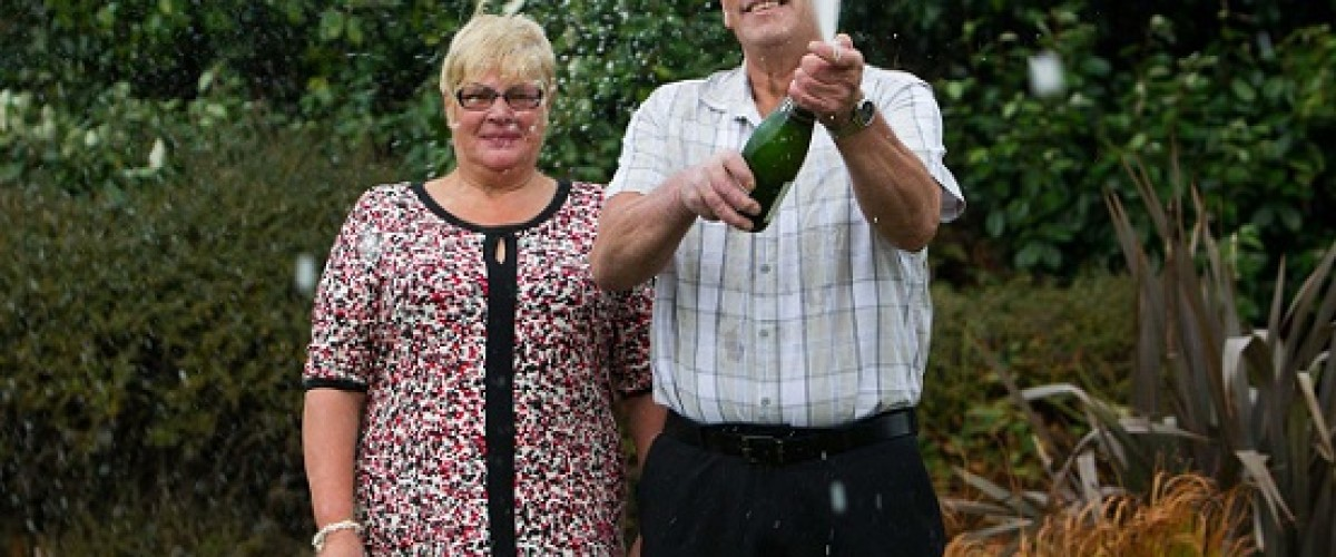 Small Win turns out to be a £1m EuroMillions Prize