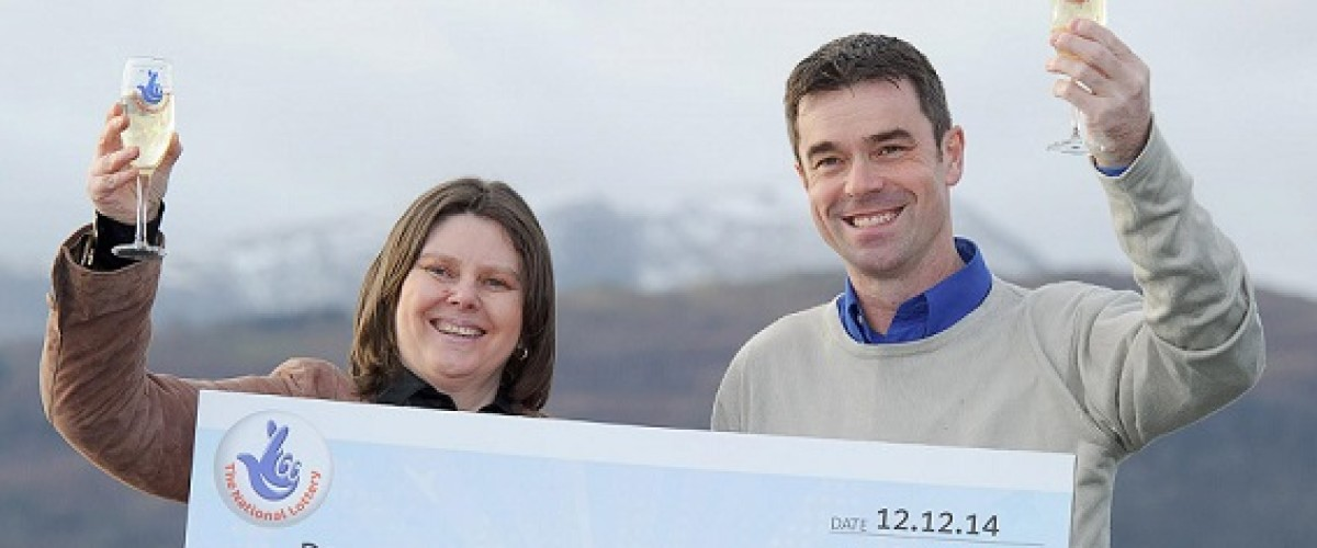 Cumbrian family set to enjoy the best Christmas ever after EuroMillions win