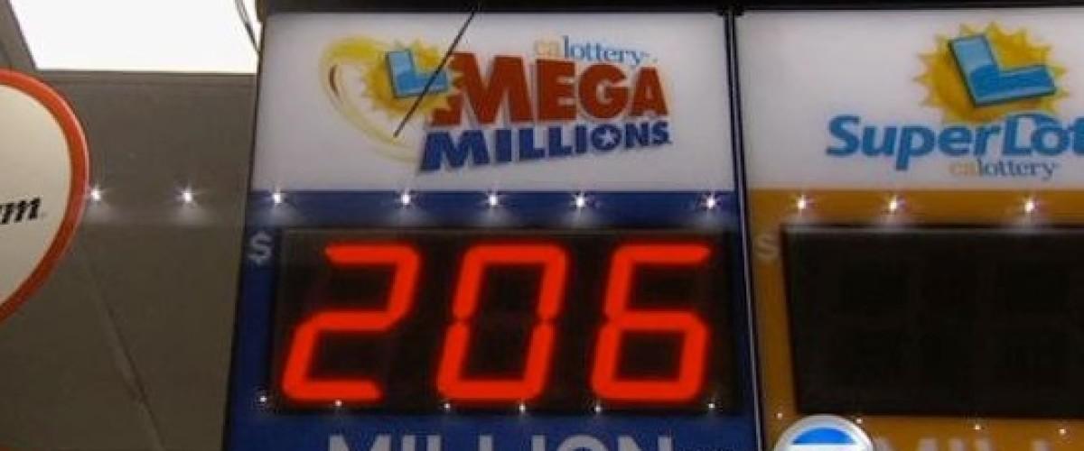 Mega Millions Jackpot Reaches $200m