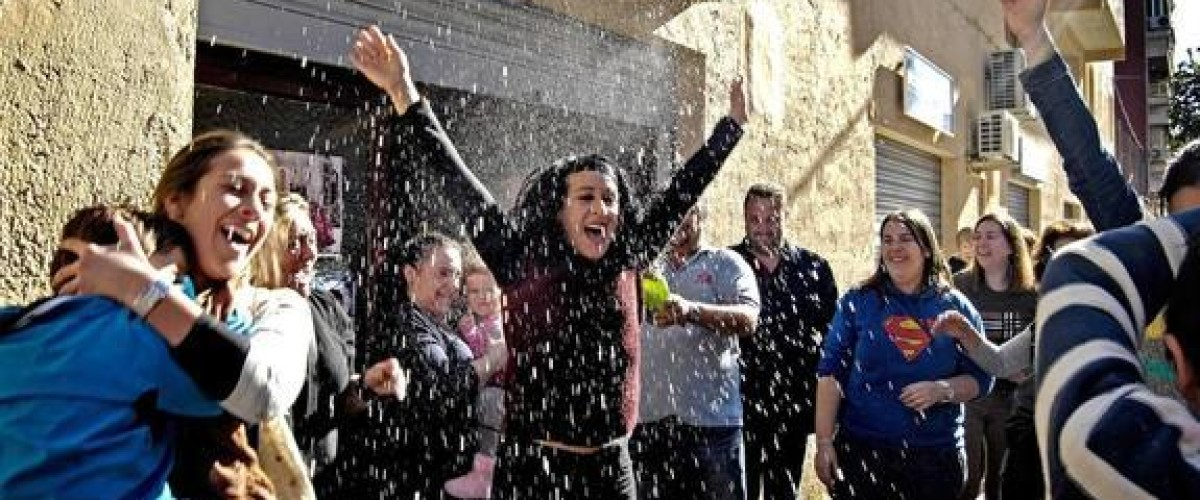 El Niño Lottery Spreads New Year Joy in Spain