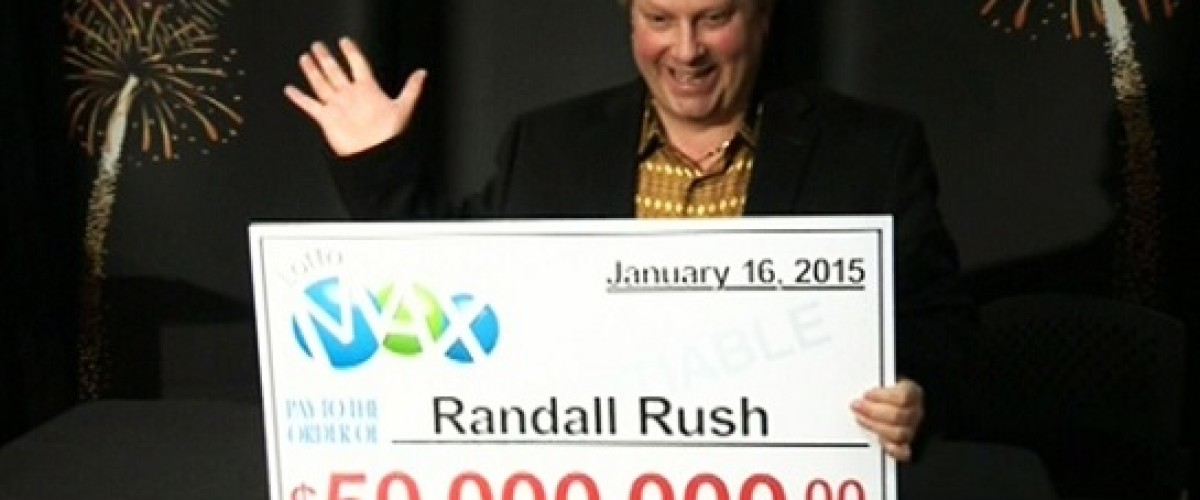 Canadian Lotto Max winner says his win is a big responsibility