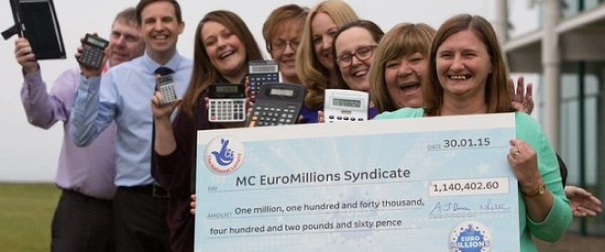 Mortgage workers to spend £1.1m EuroMillions win on mortgages