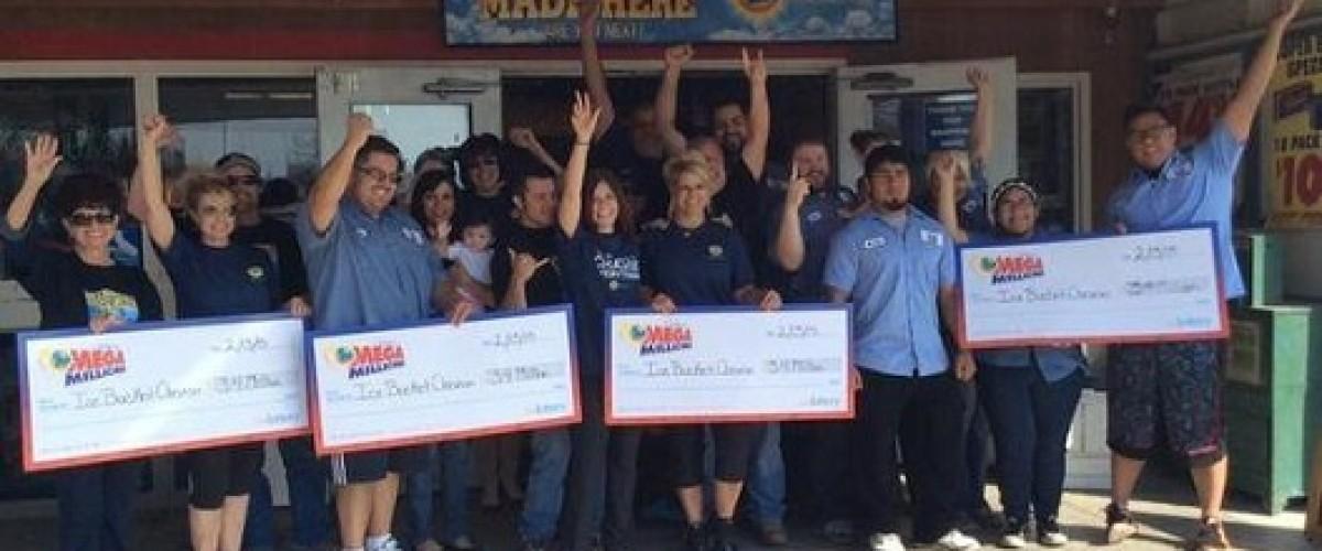 Fresno resident wins Mega Millions prize