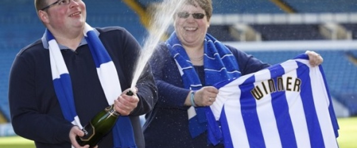 Hospital cleaner cleans up with £1m EuroMillions win