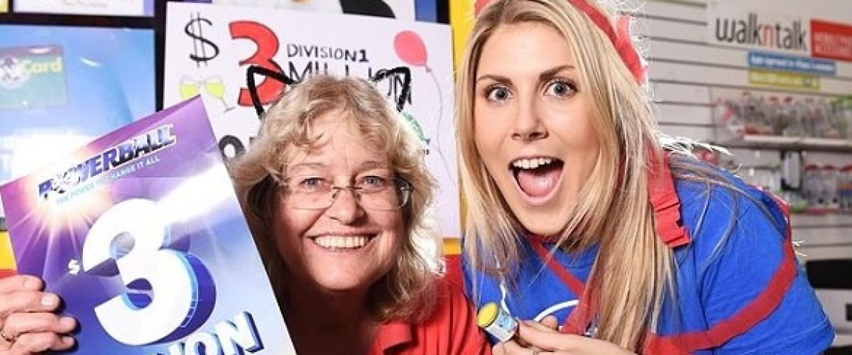 Last Minute Syndicate wins $3m Australian Powerball Prize