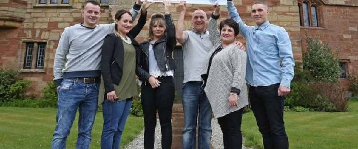 Spare change in pocket leads to £1m EuroMillions win