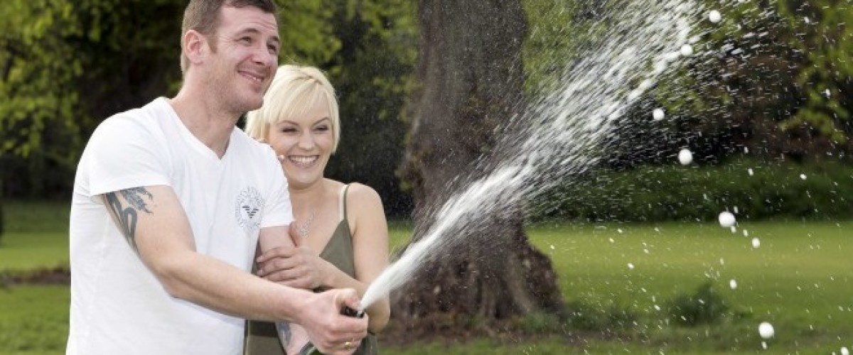 Second lottery winner from Buckie in a month thanks to the EuroMillions
