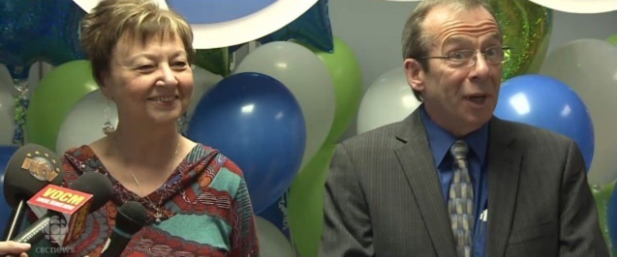 Another $1m Canadian Lotto Max win for Newfoundland