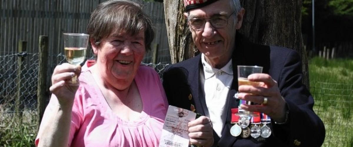 Ticket thrown in bin wins £1m EuroMillions prize