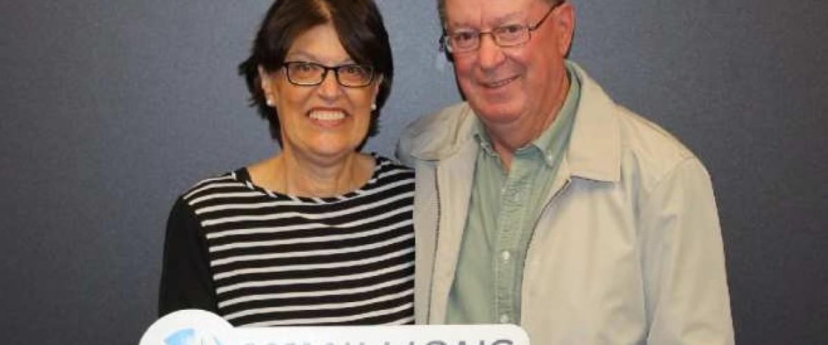 Retired Canadian MLA wins $1 million Lotto Max prize