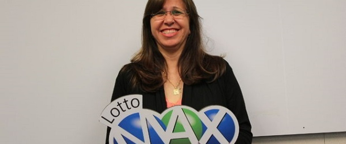 Lotto Max winner almost relieved she only won $12.5m