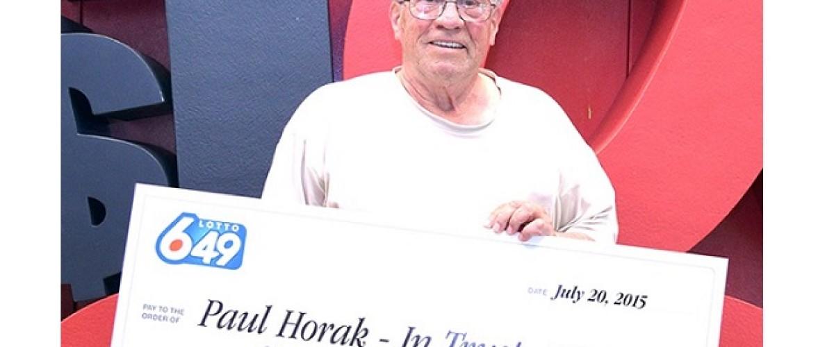 Western Canadian friends share $1 million Lotto 6/49 win