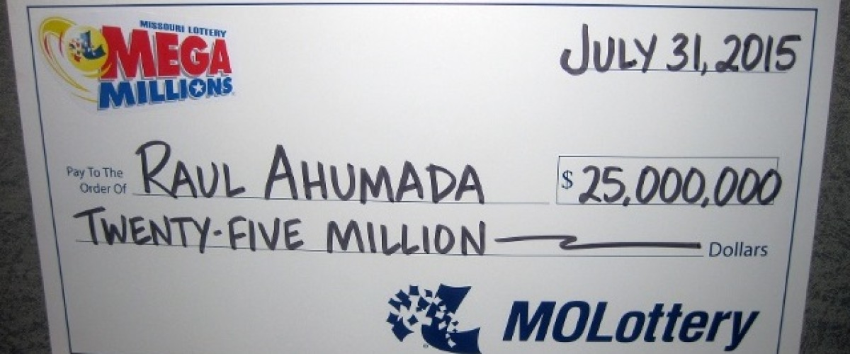 $25,000 Win Turns out to be $25m Mega Millions Jackpot