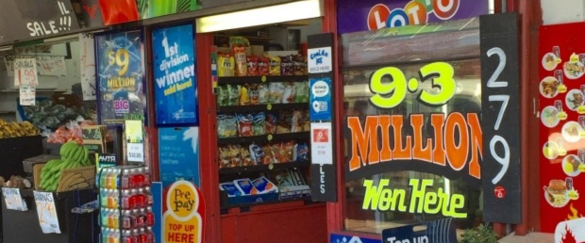 Fish and Chips Supper Leads to $9.33m New Zealand Lotto Powerball Win