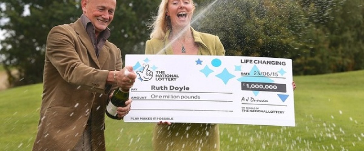 £1m EuroMillions winning couple believed they'd won just £25