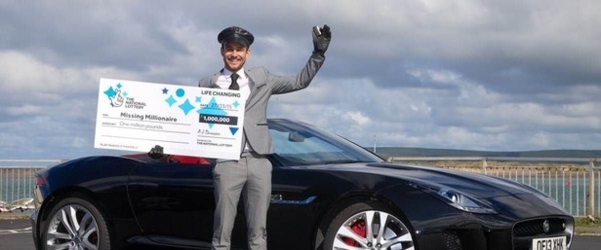 Where is our mystery Devon Euromillions Millionaire?