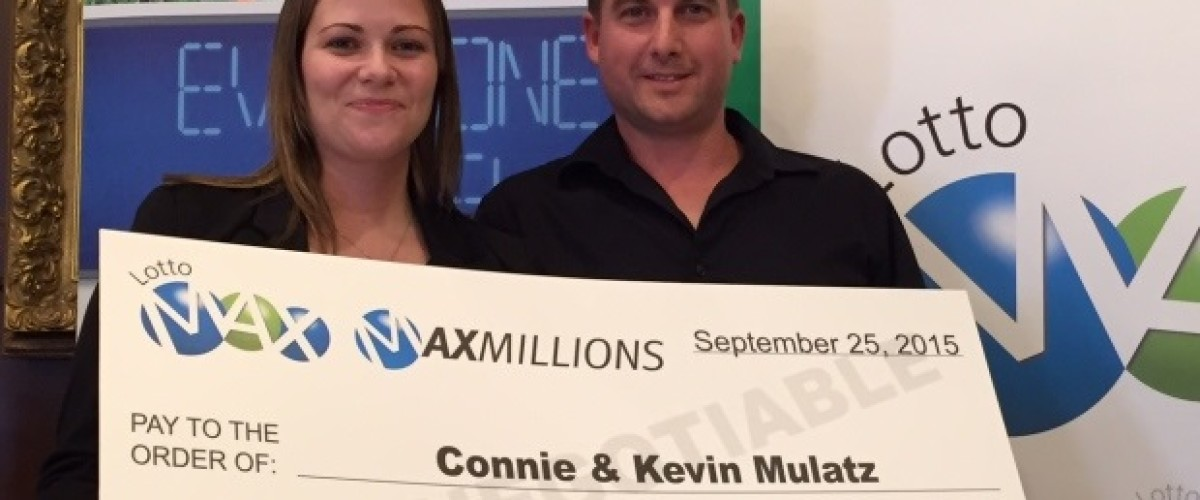 Saskatchewan couple to pay off their mortgage after Lotto Max win