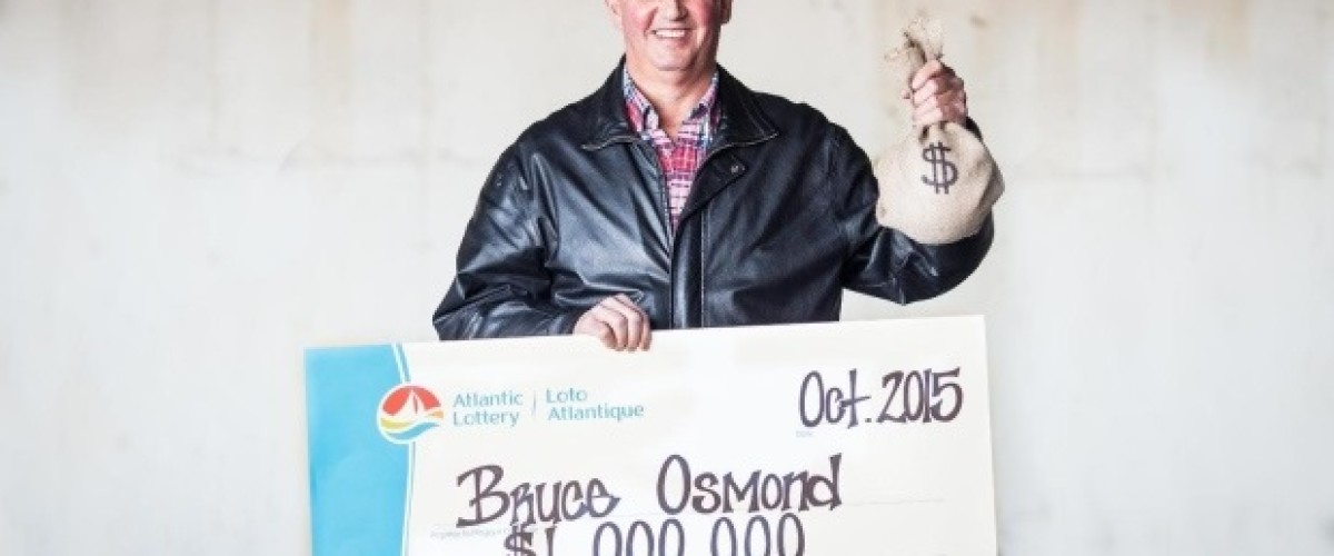 Truck driver quits his job three hours after winning $1 million on Canada's Lotto 649