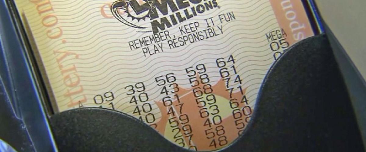 South Carolina couple pick up $5 million Mega Millions prize
