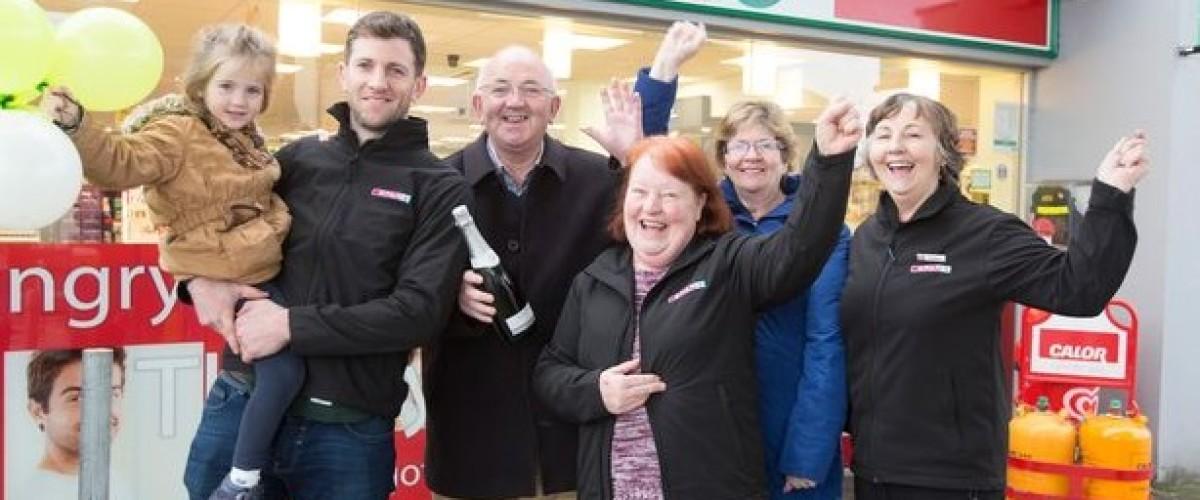 Hurling athlete sells winning Irish Lotto ticket