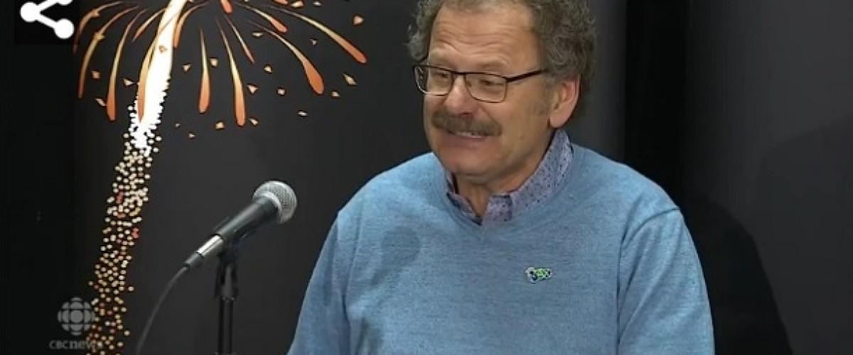 Edmonton man wins $30 million Canadian Lotto Max prize