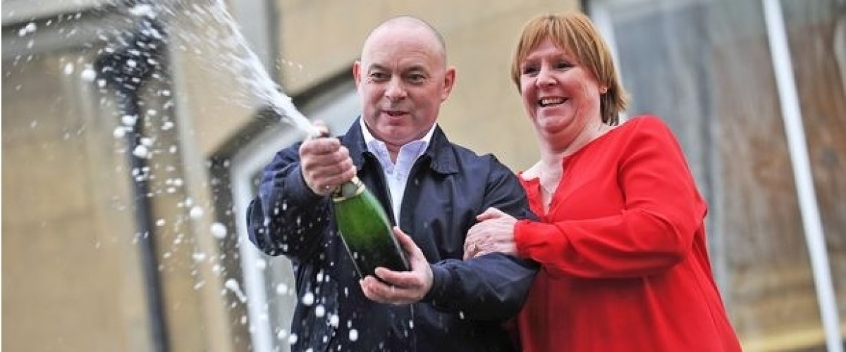 £1.07m EuroMillions winners won't be off to see Santa