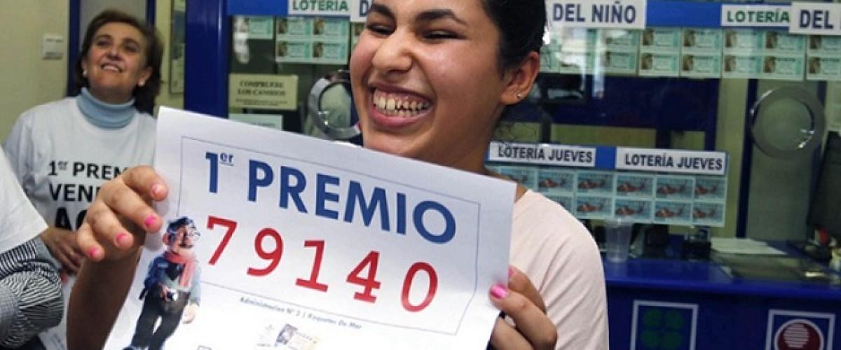 Almeria Celebrates El Gordo de Navidad Lottery Win