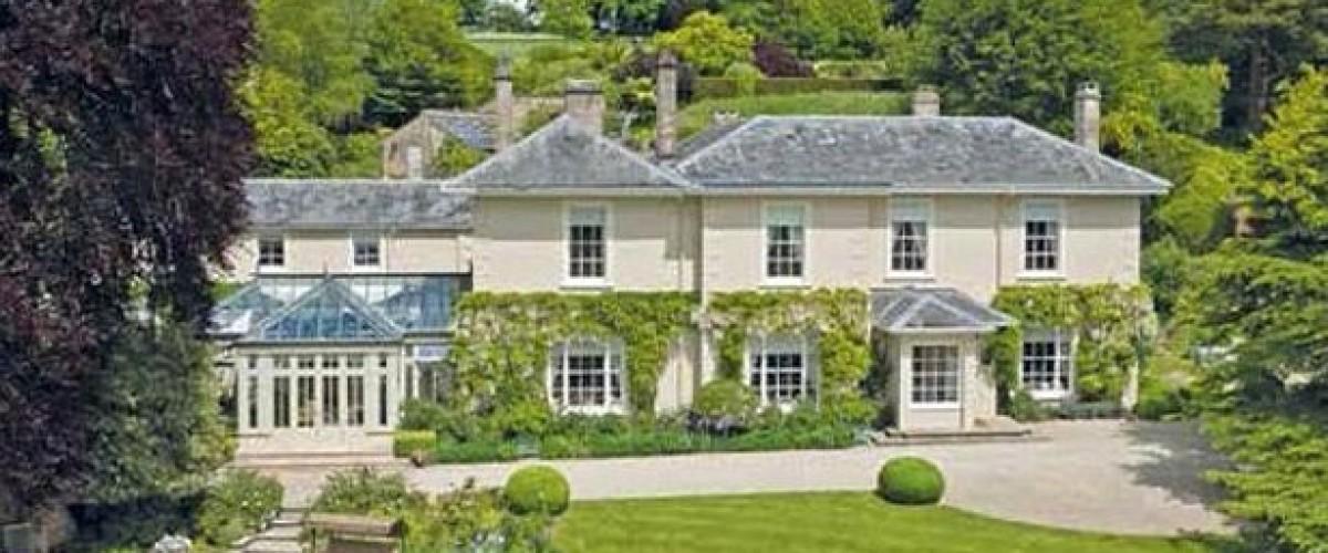 £56m EuroMillions winners buy £6m luxury home