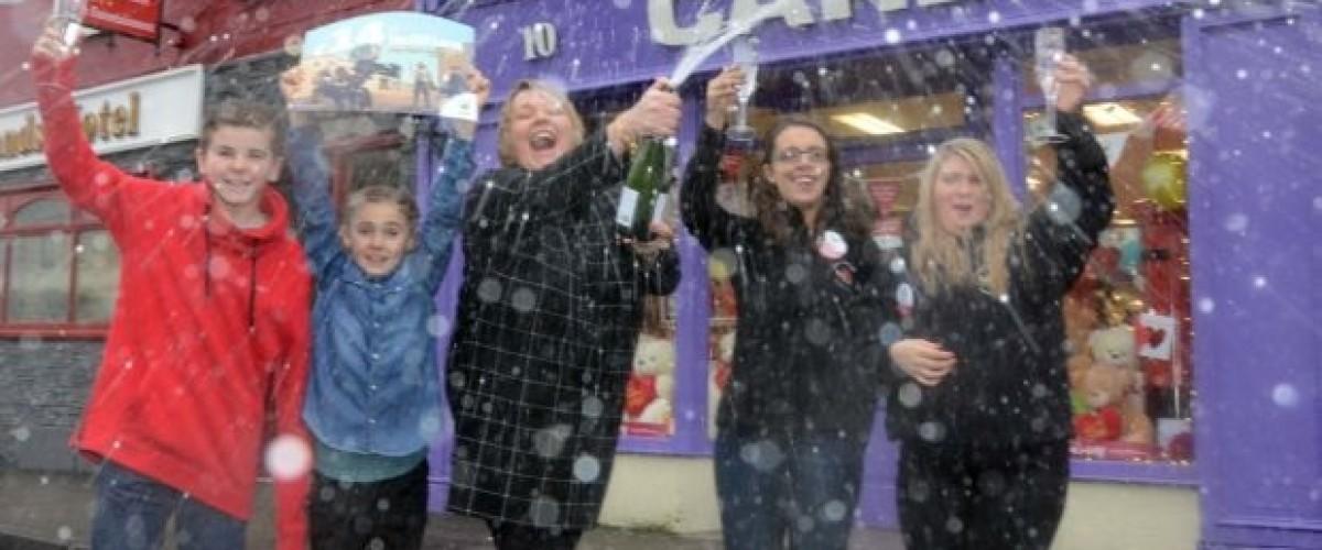 €13.7m Winning Irish Lotto Ticket Sold in Co Mayo
