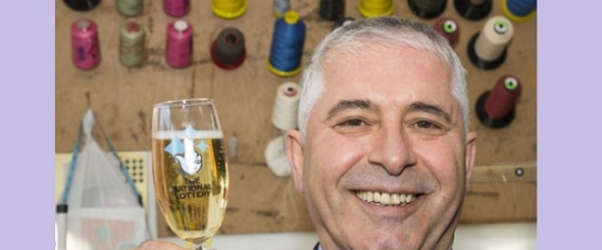 Islington man is finally on property ladder after £300,000 EuroMillions win