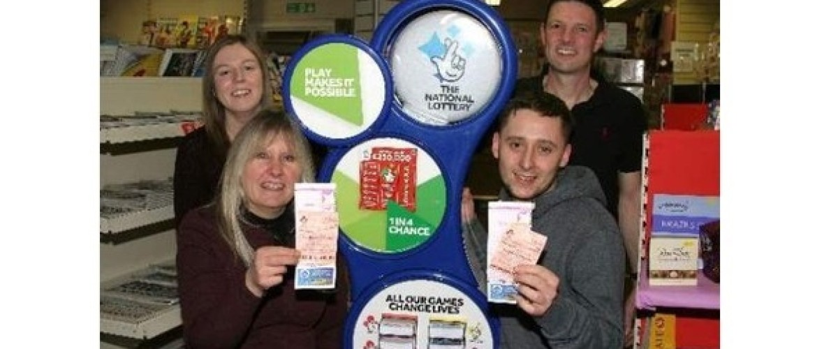 EuroMillions winner had been walking around with £1 million in his pocket for two weeks