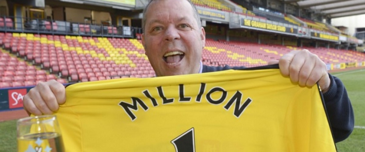 Lorry driver driven to quitting after £1 million EuroMillions win