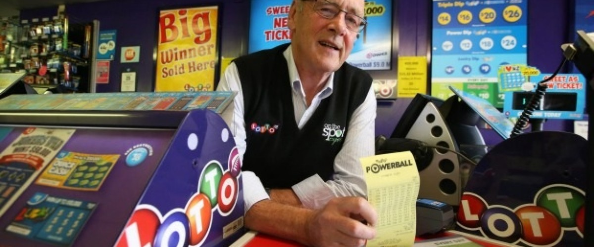 New Zealand Lotto winner takes home $1 million on ticket stashed in a bag