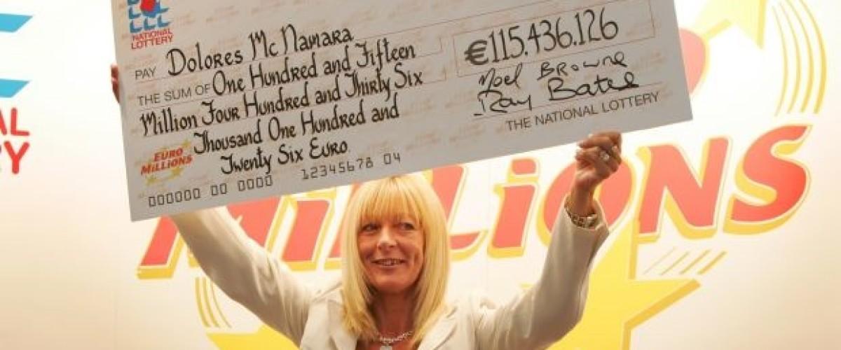 EuroMillions winner fails to land retail park