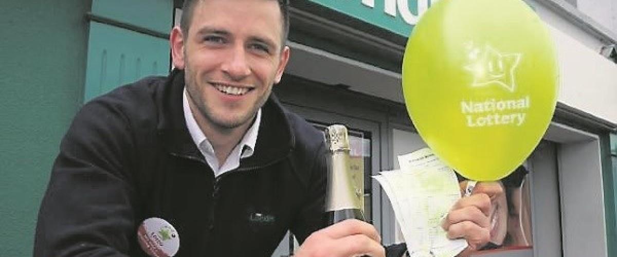Shop Keeper Calls Customer to Tell Her She's the €7.9m Irish Lotto Jackpot Winner