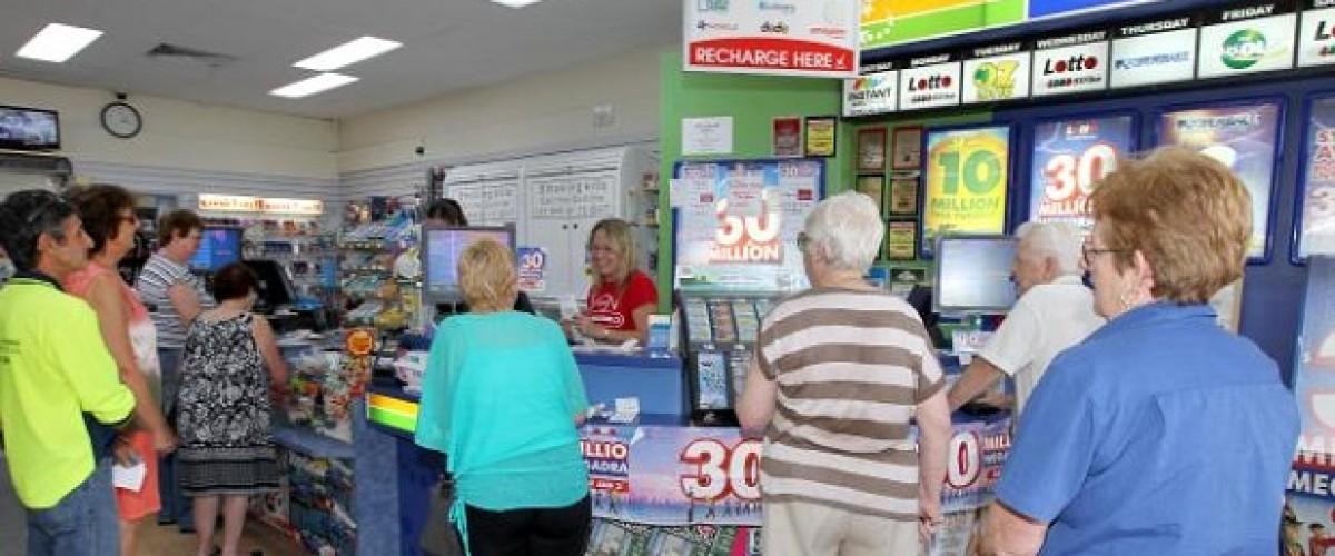 Syndicate's First Ticket Wins $40m Australian Powerball Jackpot
